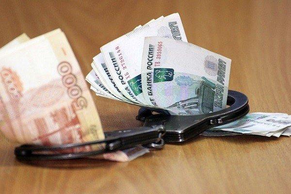 Наказание за взятки россии в 2021